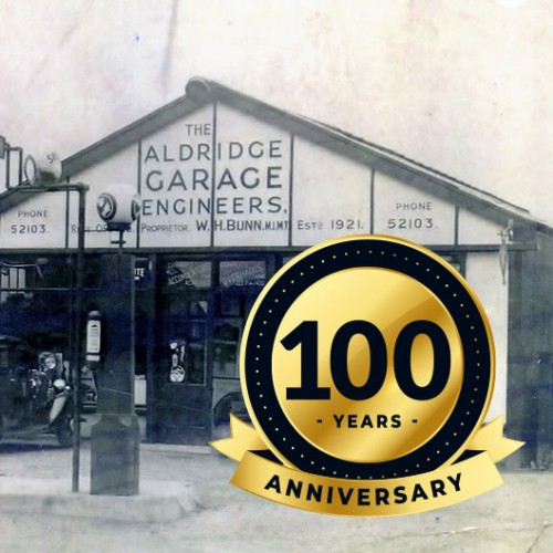 Celebrating 100 years in business